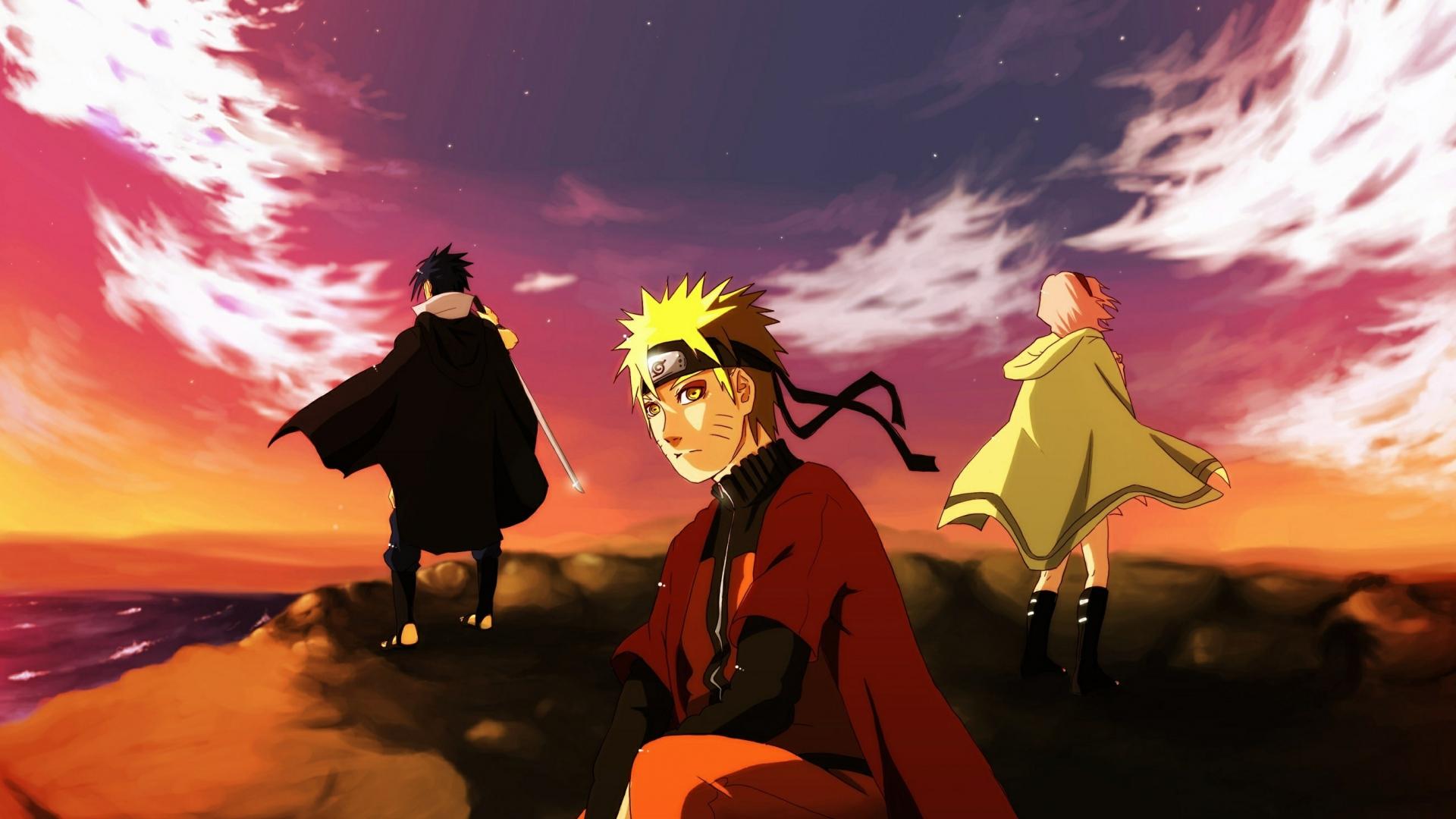 Naruto HD Wallpaper | Hintergrund | 1920x1080 | ID:673433 ...