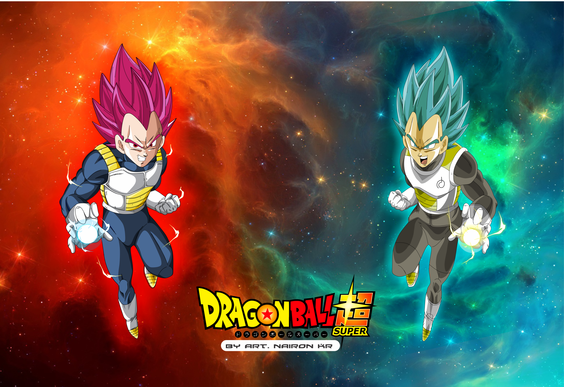 动漫 - 龙珠超  Vegeta (Dragon Ball) Super Saiyan Blue SSGSS Vegeta Saiyan 动漫 Super Saiyan God 壁纸