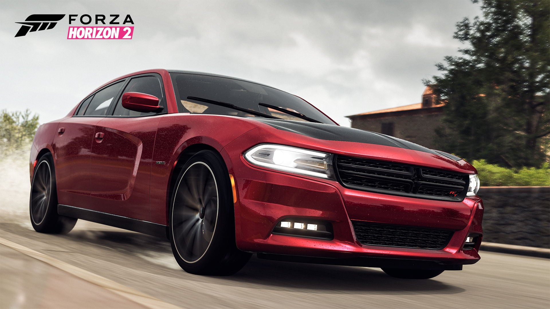 2015 Dodge Charger RT Fast Furious Edition HD Wallpaper