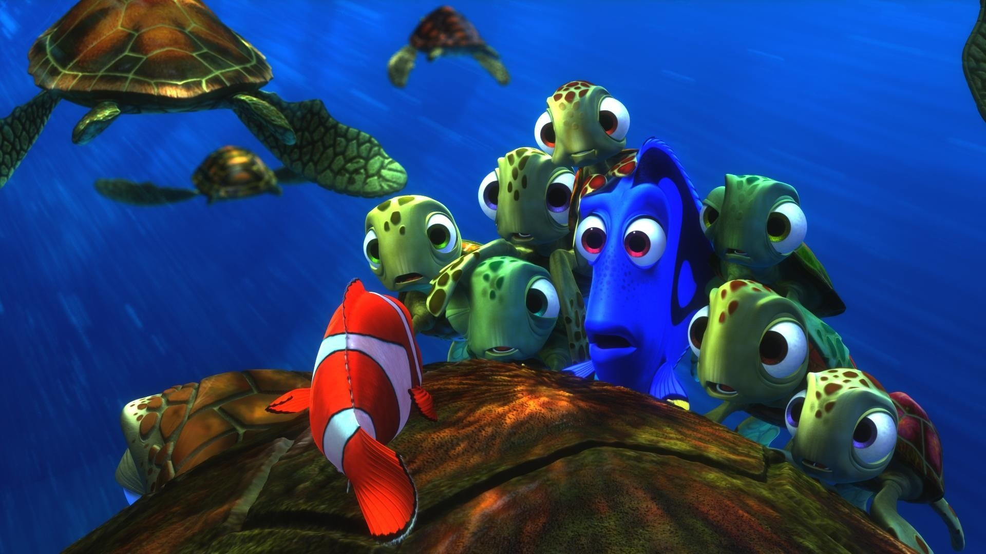 finding nemo hd wallpaper | background image | 1920x1080 | id:674345