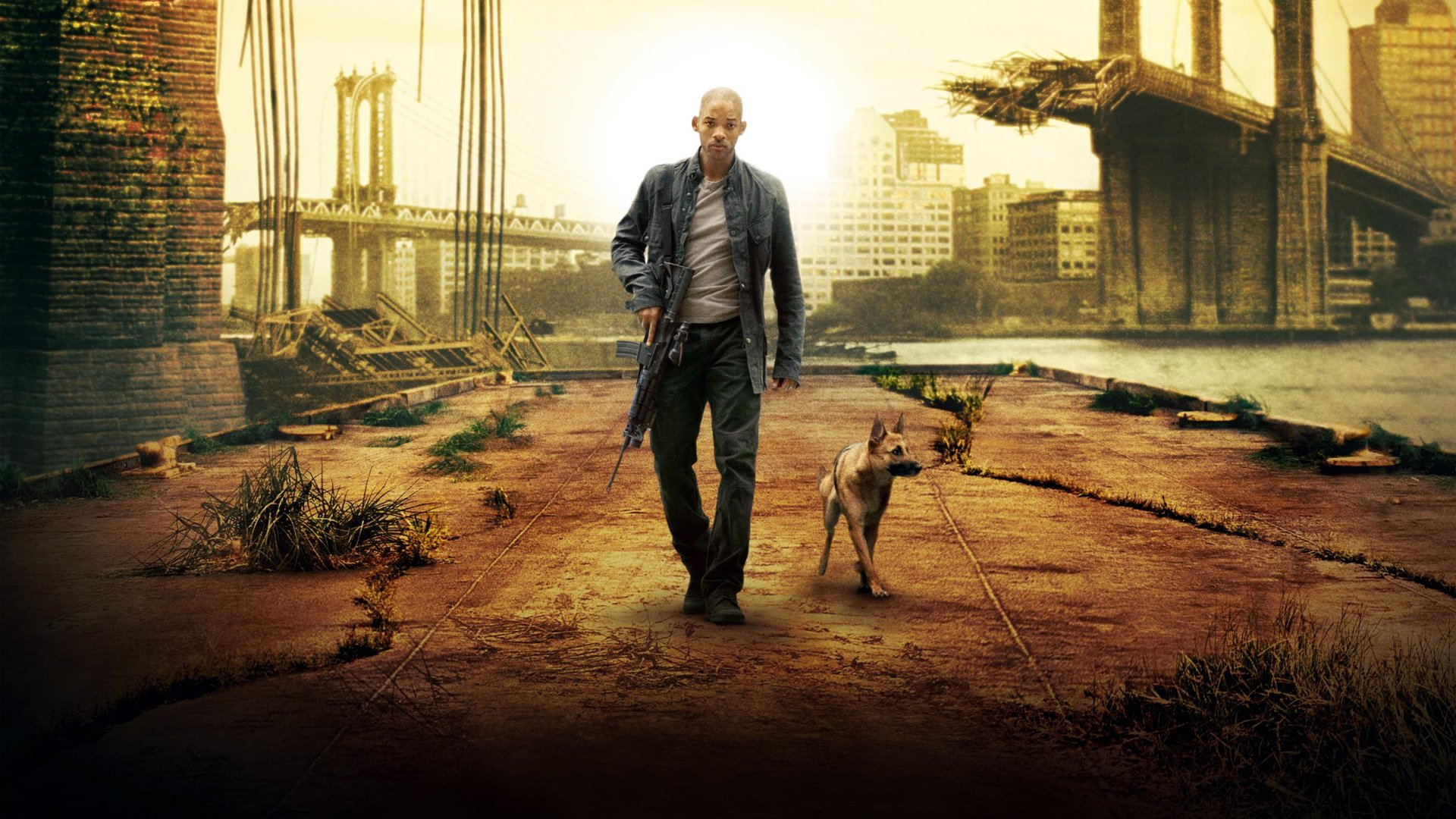 I Am Legend Full HD Wallpaper and Background | 1920x1080 ...