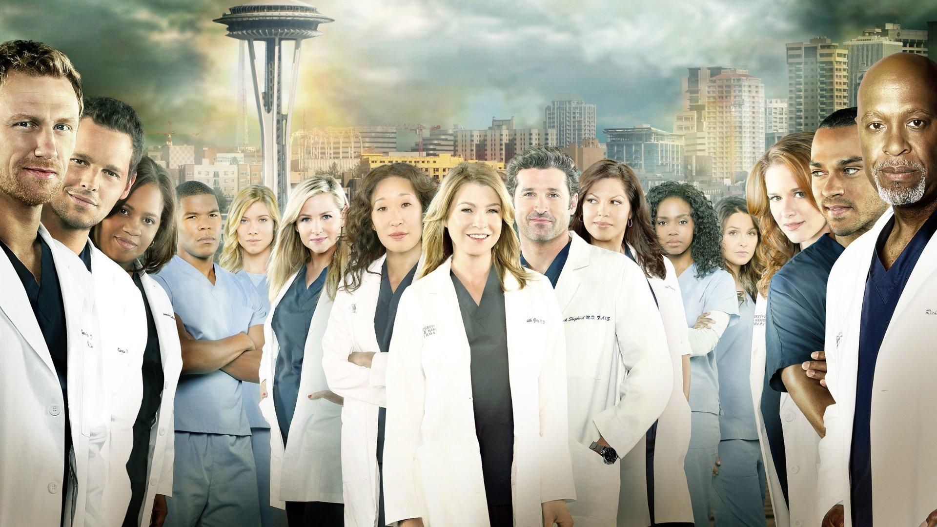 36 Grey's Anatomy Papéis de Parede HD | Planos de Fundo - Wallpaper Abyss