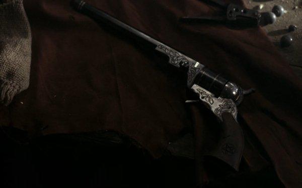 TV Show Supernatural Gun Pistol HD Wallpaper | Background Image