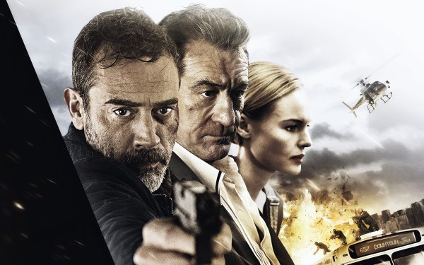 Movie Heist (2015) Robert De Niro Kate Bosworth Jeffrey Dean Morgan HD Wallpaper | Background Image