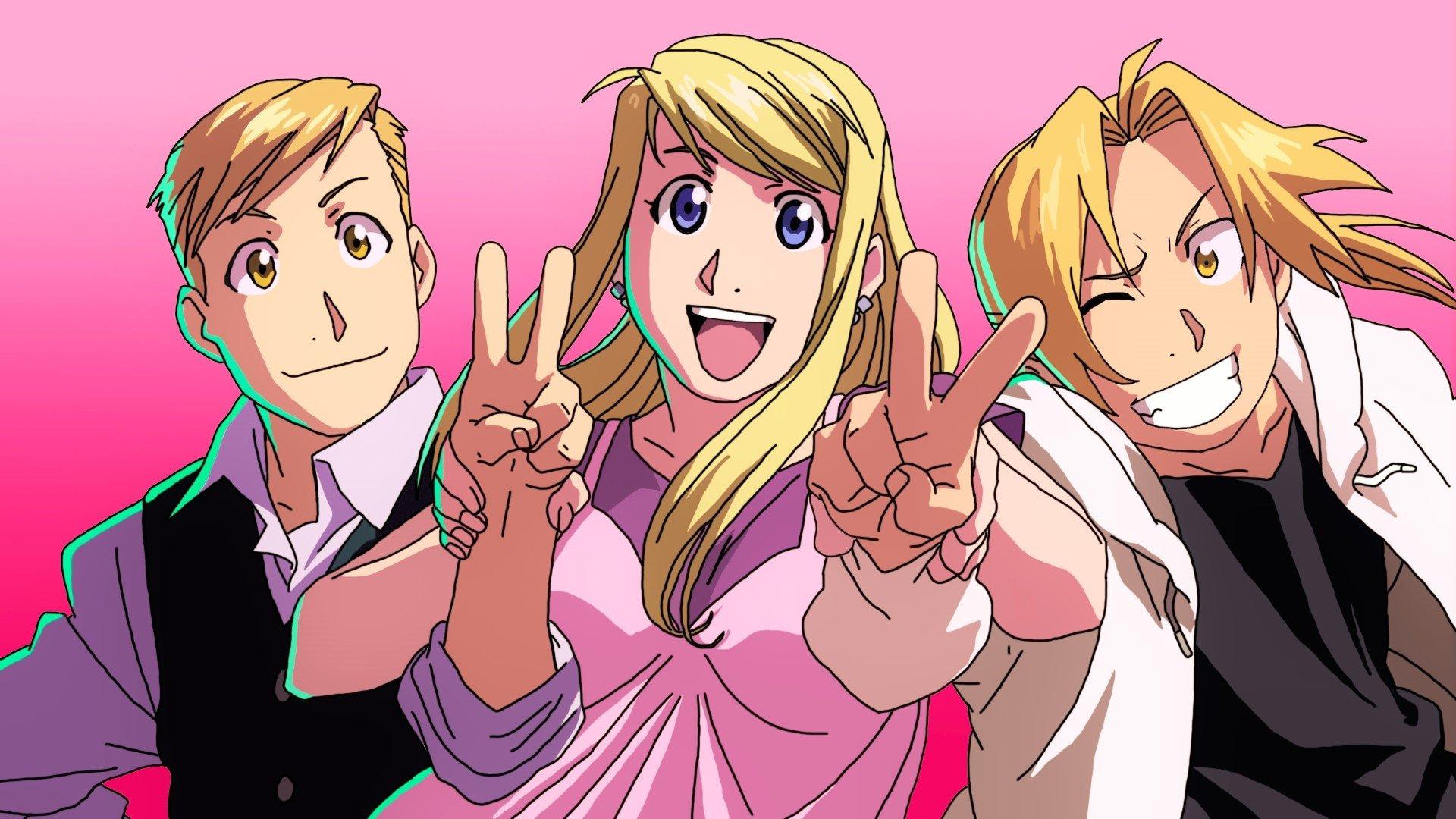 Winry Rockbell Wallpaper Zerochan Anime Image Board