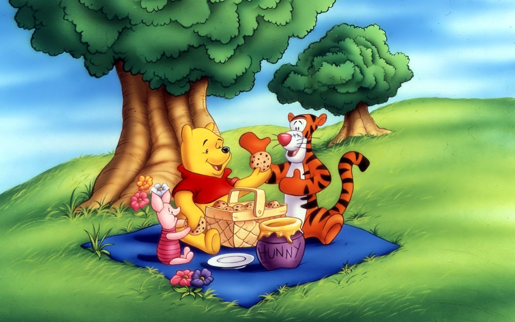 75 Winnie The Pooh Hd Wallpapers Background Images Wallpaper Abyss