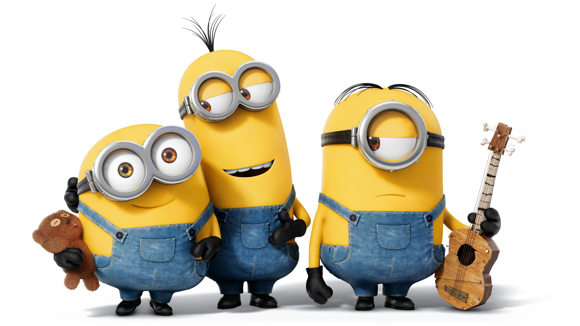 Minions Full HD Wallpaper And Background Image