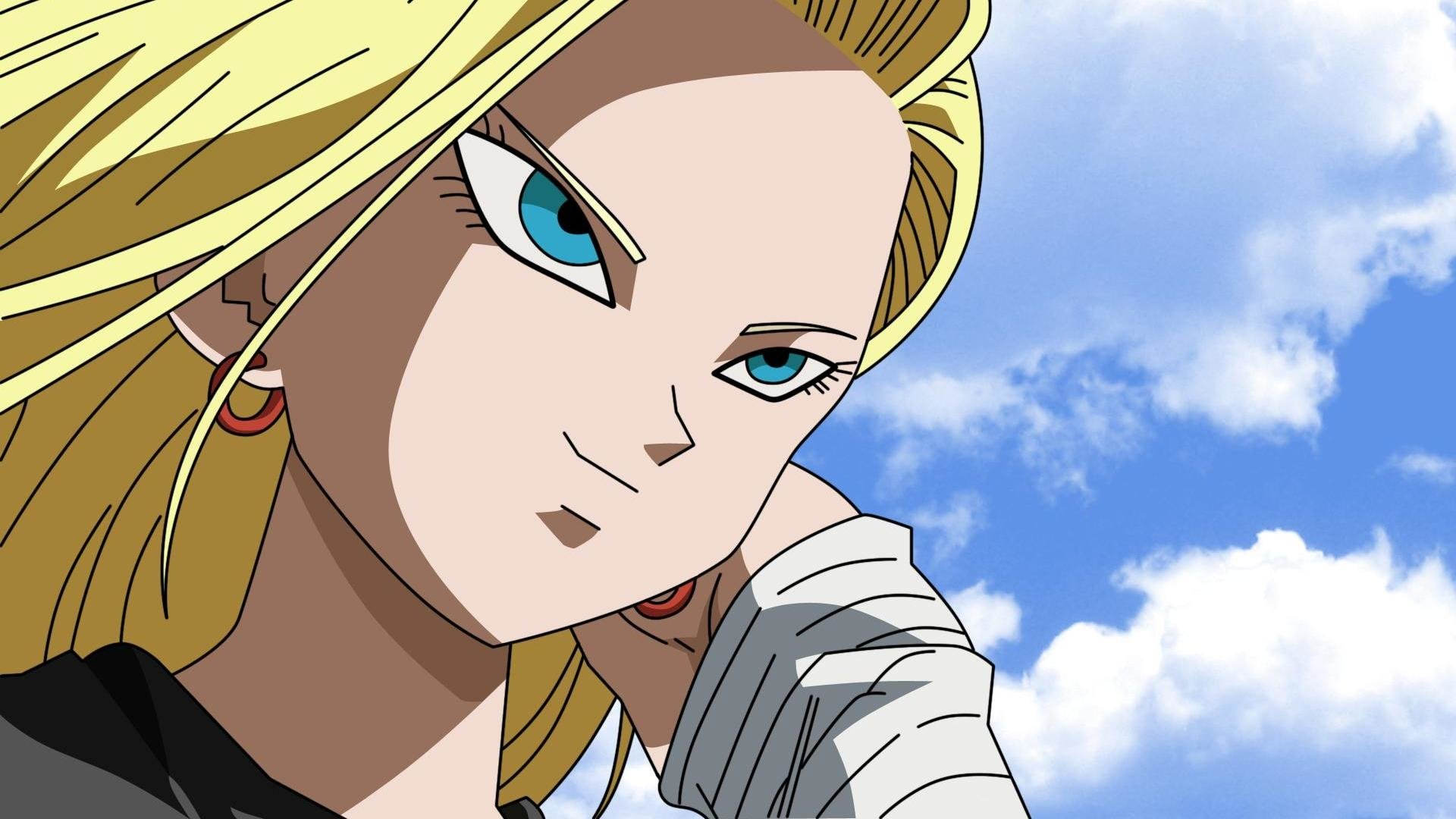 Android 18 hd wallpaper background image 1920x1080 - Android wallpaper reddit ...
