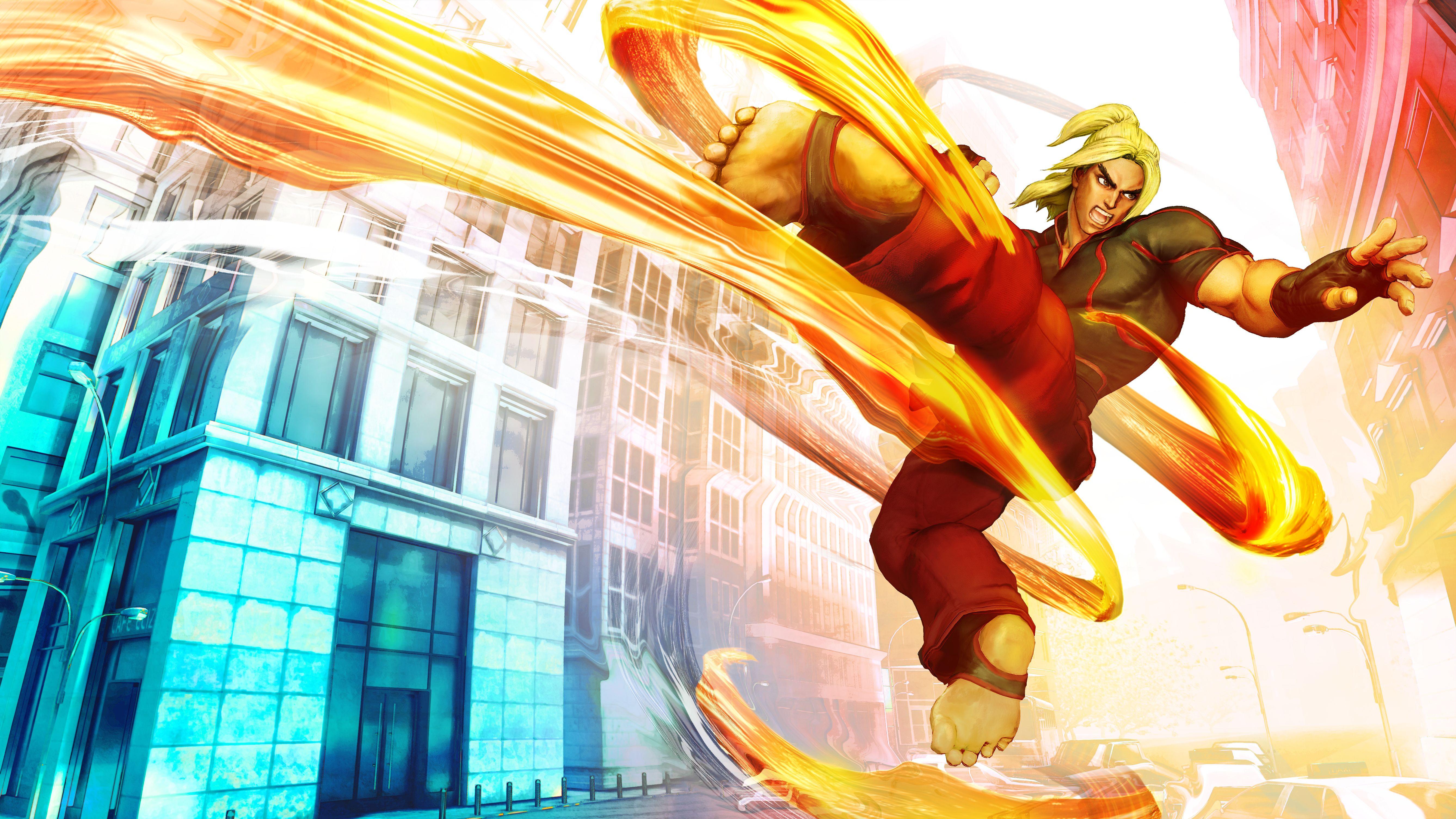 Street Fighter V 5k Retina Ultra HD Wallpaper and ...