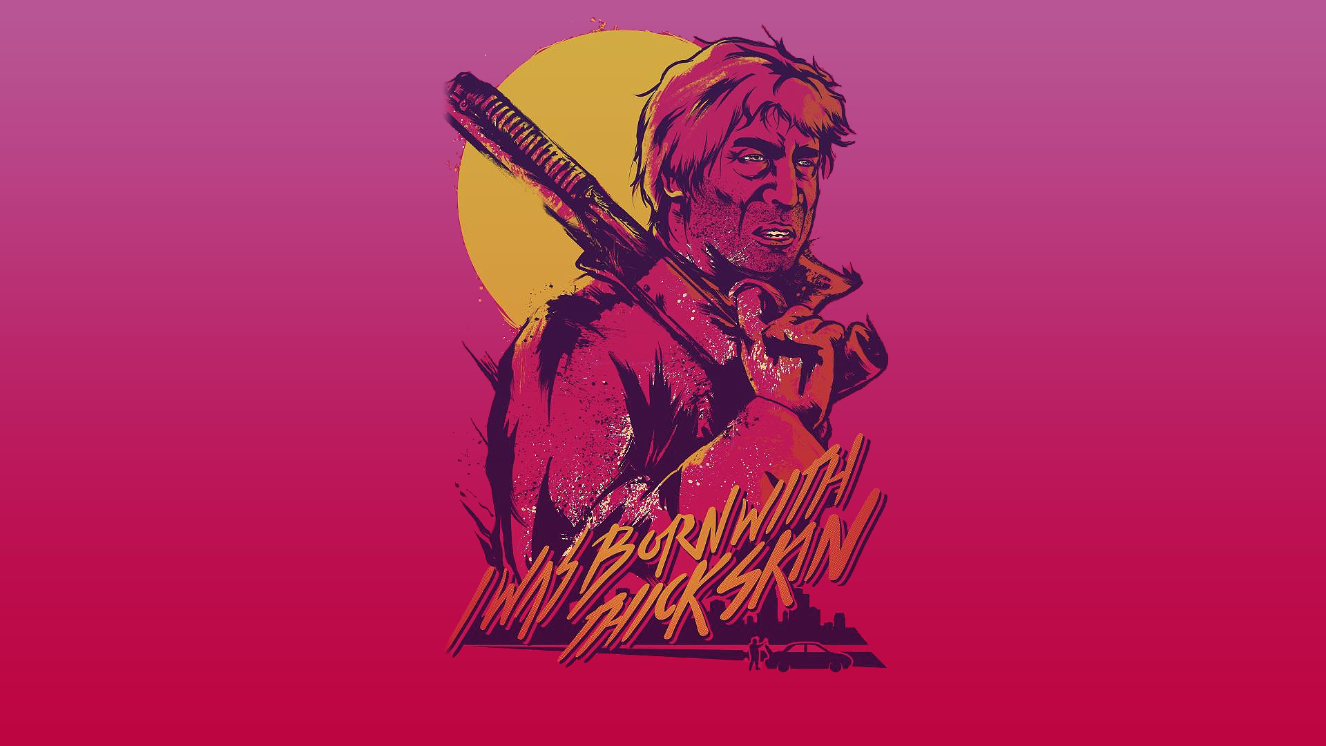 Hotline Miami 2: Wrong Number HD Wallpaper | Background ...