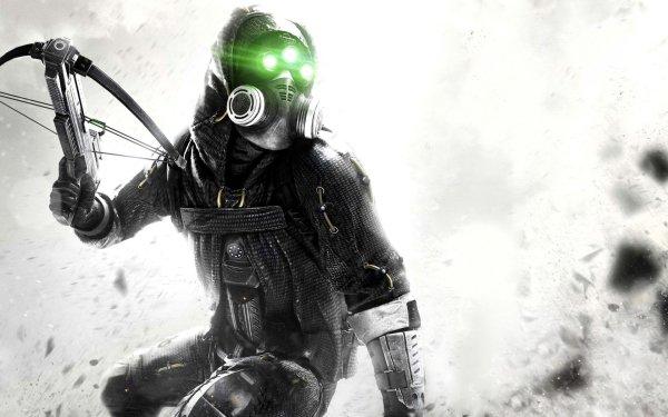 Video Game Tom Clancy's Splinter Cell: Blacklist Tom Clancy's Crossbow HD Wallpaper | Background Image