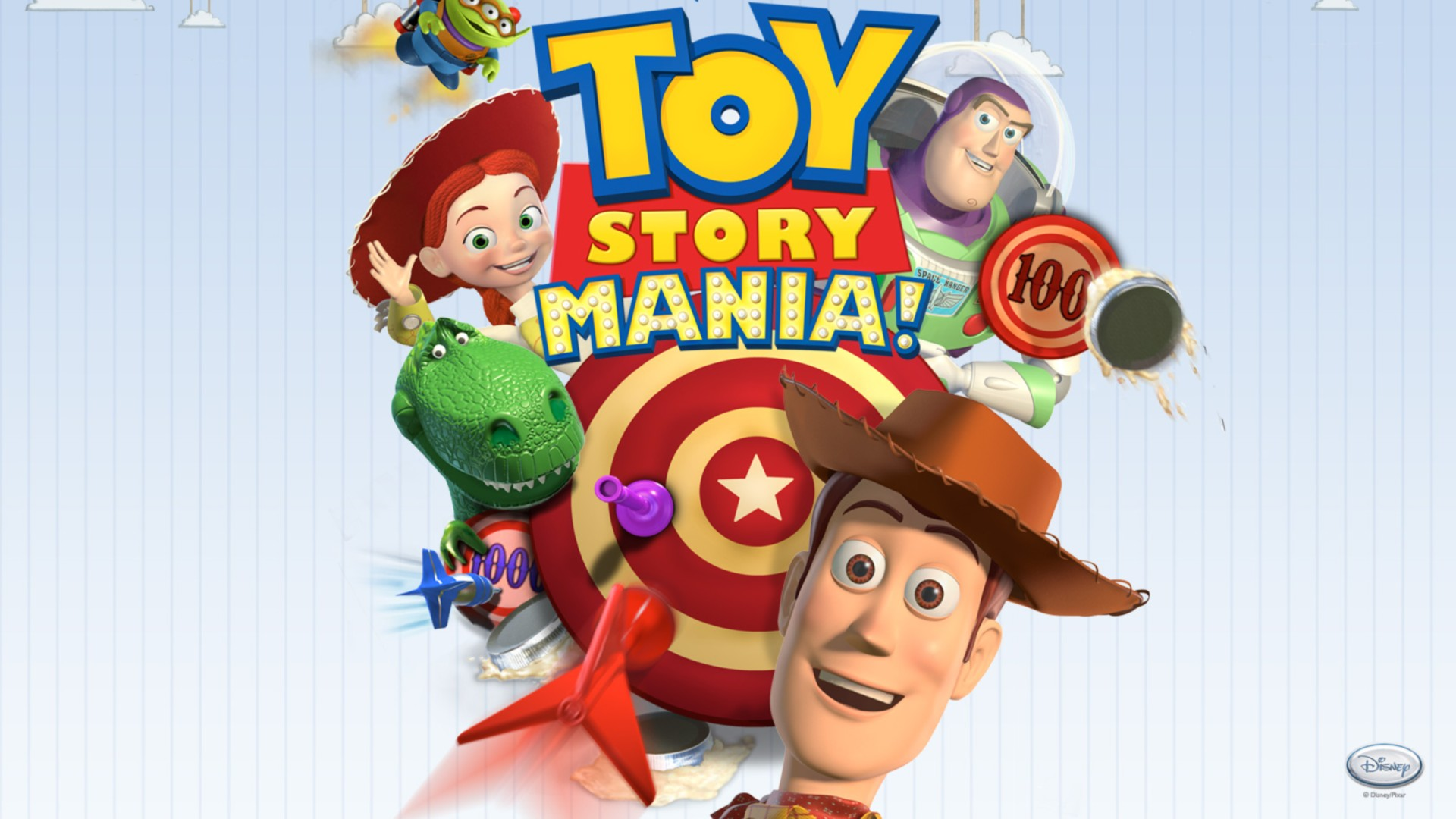 Toy story mania hd wallpaper background image - Toy story wallpaper ...