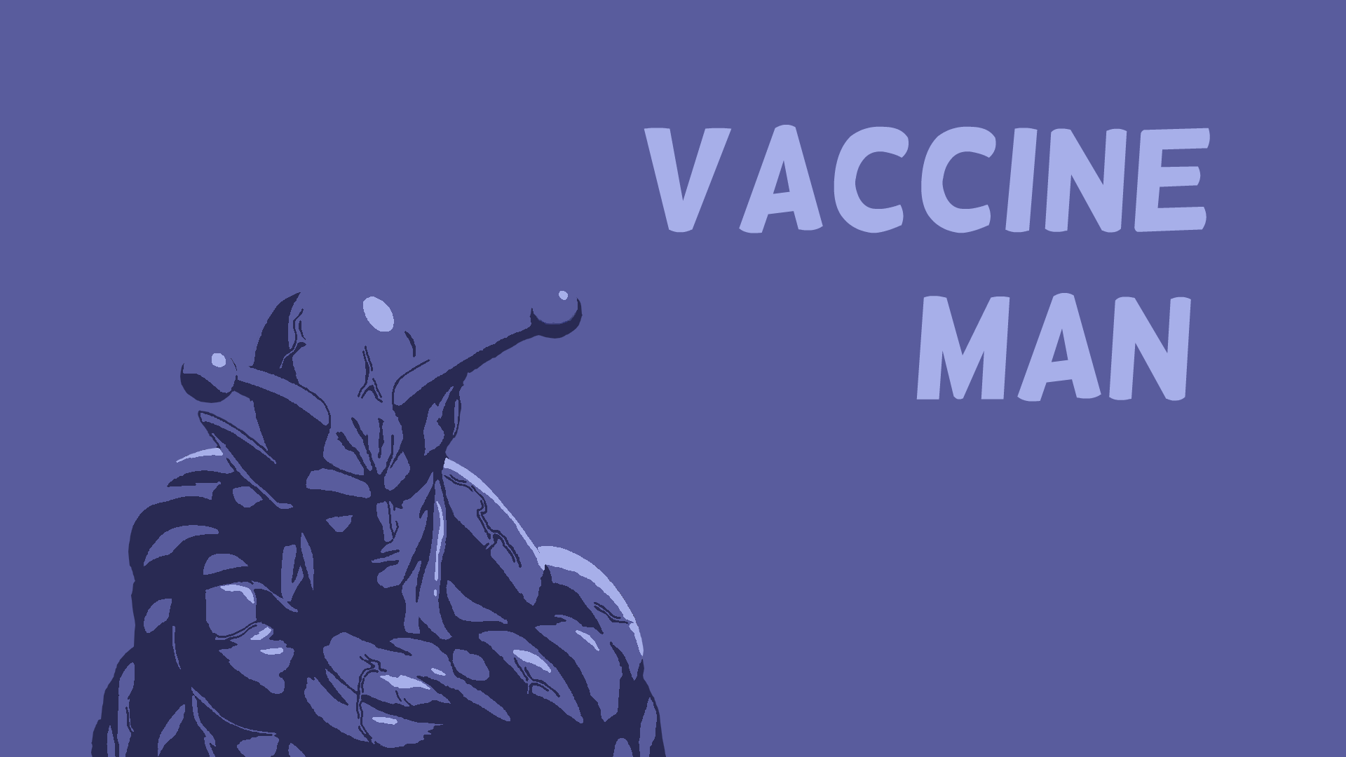 1 Vaccine Man (One-Punch Man) HD Wallpapers | Background Images ...