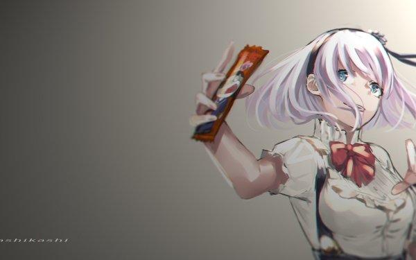Anime Dagashi Kashi Shidare Hotaru HD Wallpaper | Background Image