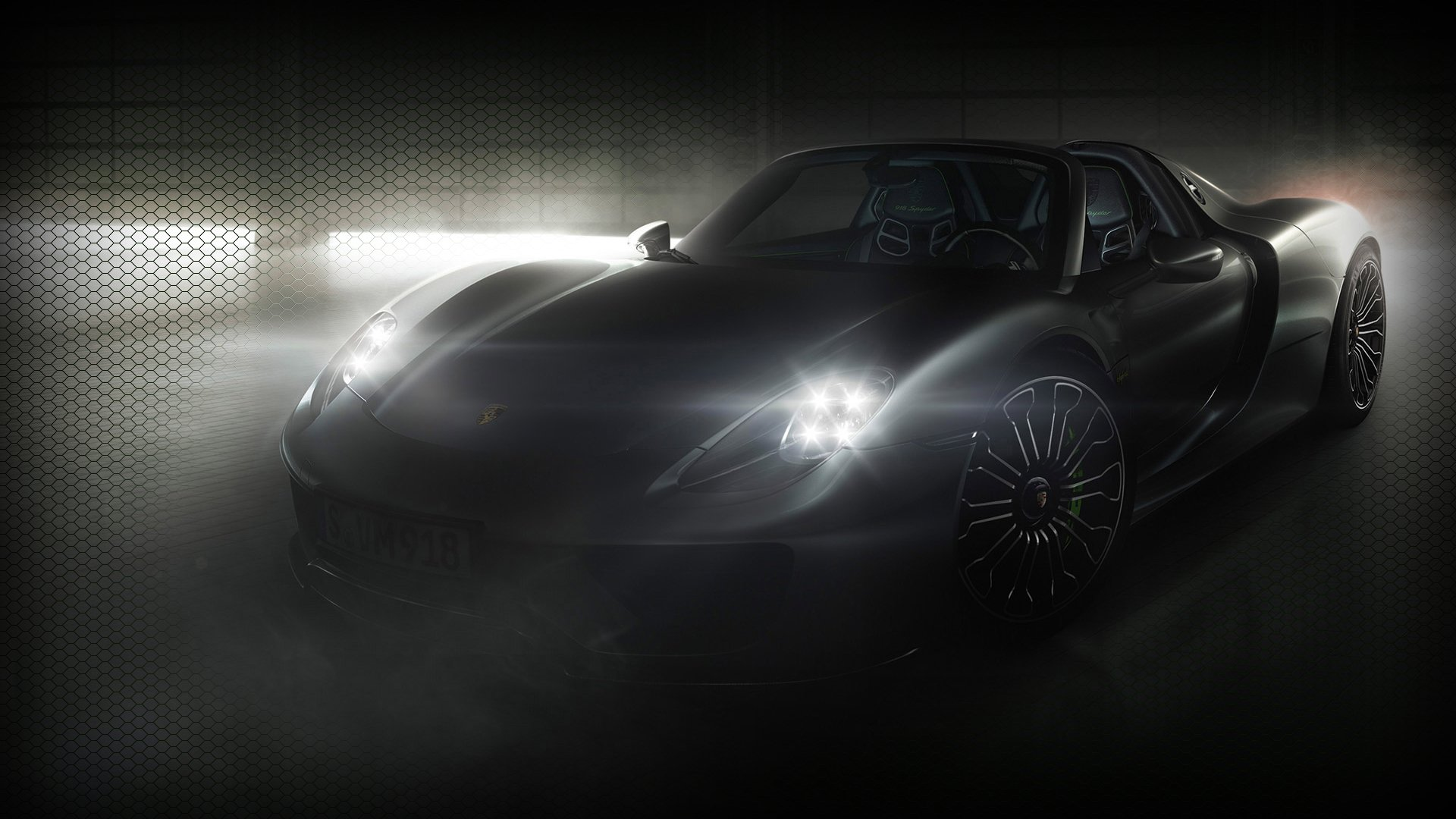 60 porsche 918 spyder hd wallpapers | background images - wallpaper