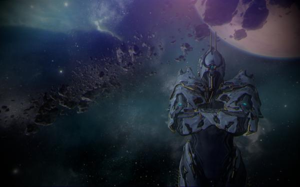 Video Game Warframe Ash Prime HD Wallpaper   Background Image