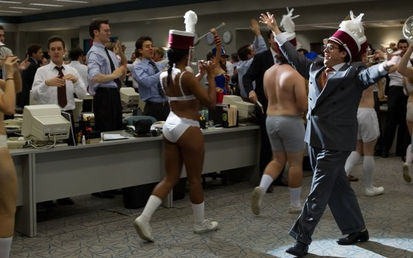 Movie The Wolf of Wall Street Donnie Azoff Jonah Hill HD Wallpaper | Background Image