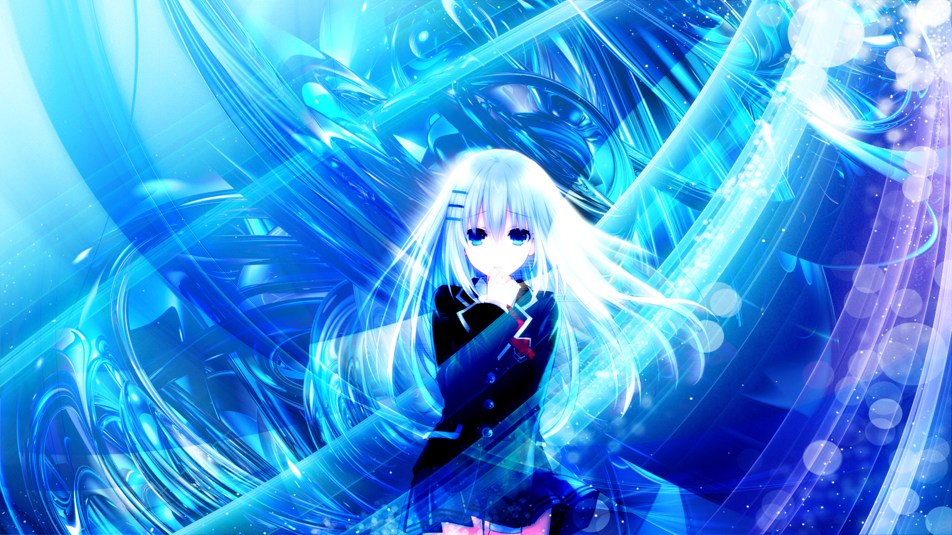 Date a live hd wallpaper background image 1920x1080 - Wallpaper computer anime ...