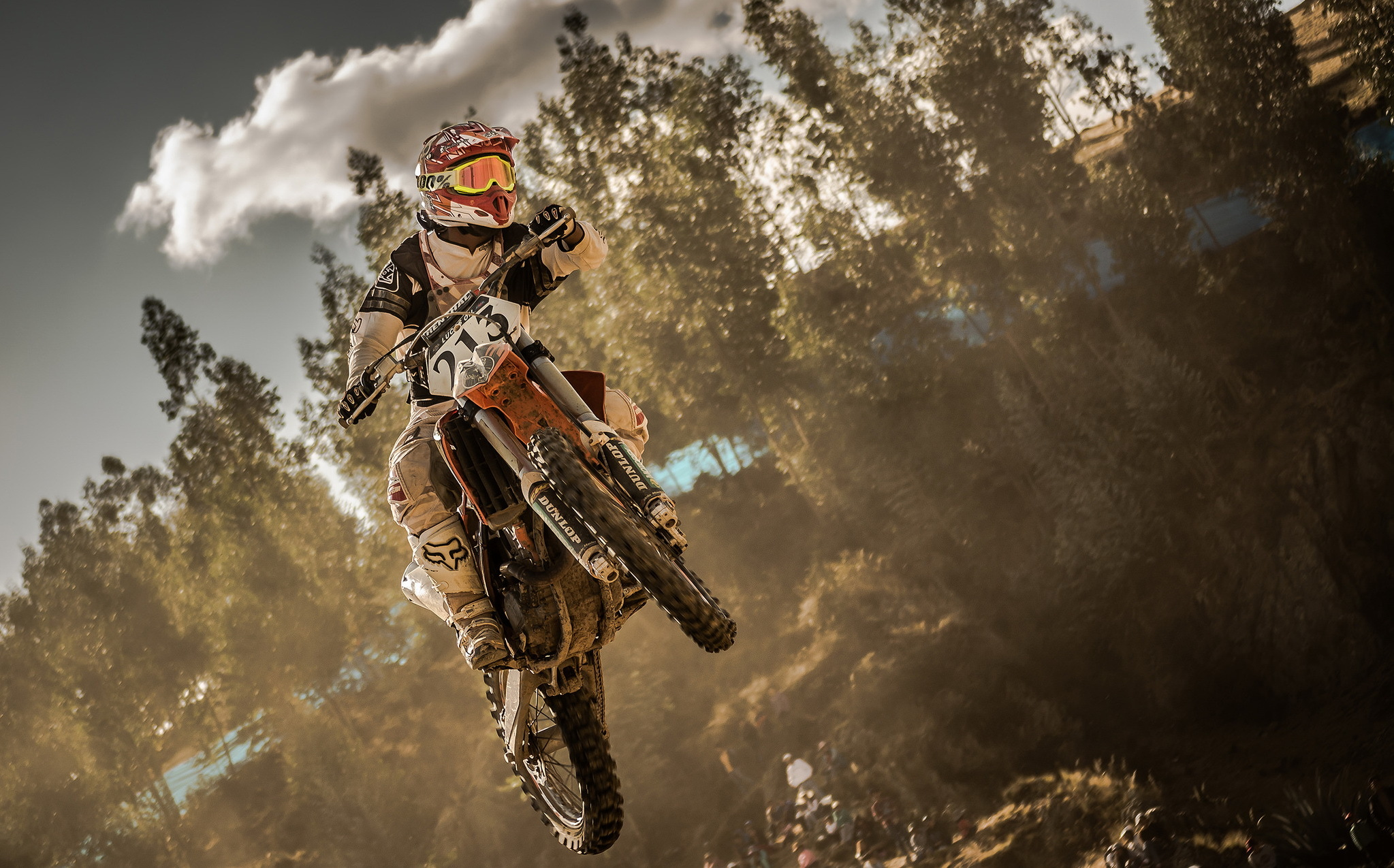 10 New Ktm Dirt Bike Wallpapers Full Hd 1080p For Pc: Motocross HD Wallpaper