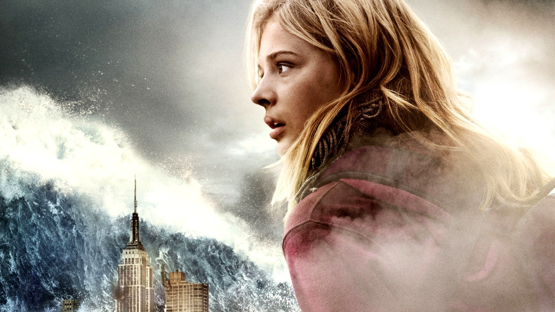 Filme - The 5th Wave  Chloë Grace Moretz Wallpaper