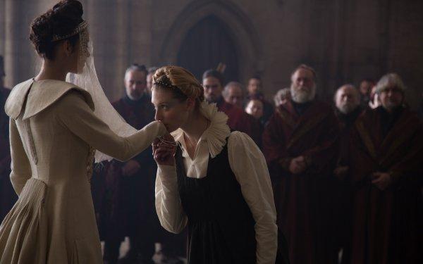 Movie Macbeth Lady Macbeth Marion Cotillard Lady Macduff Elizabeth Debicki HD Wallpaper | Background Image