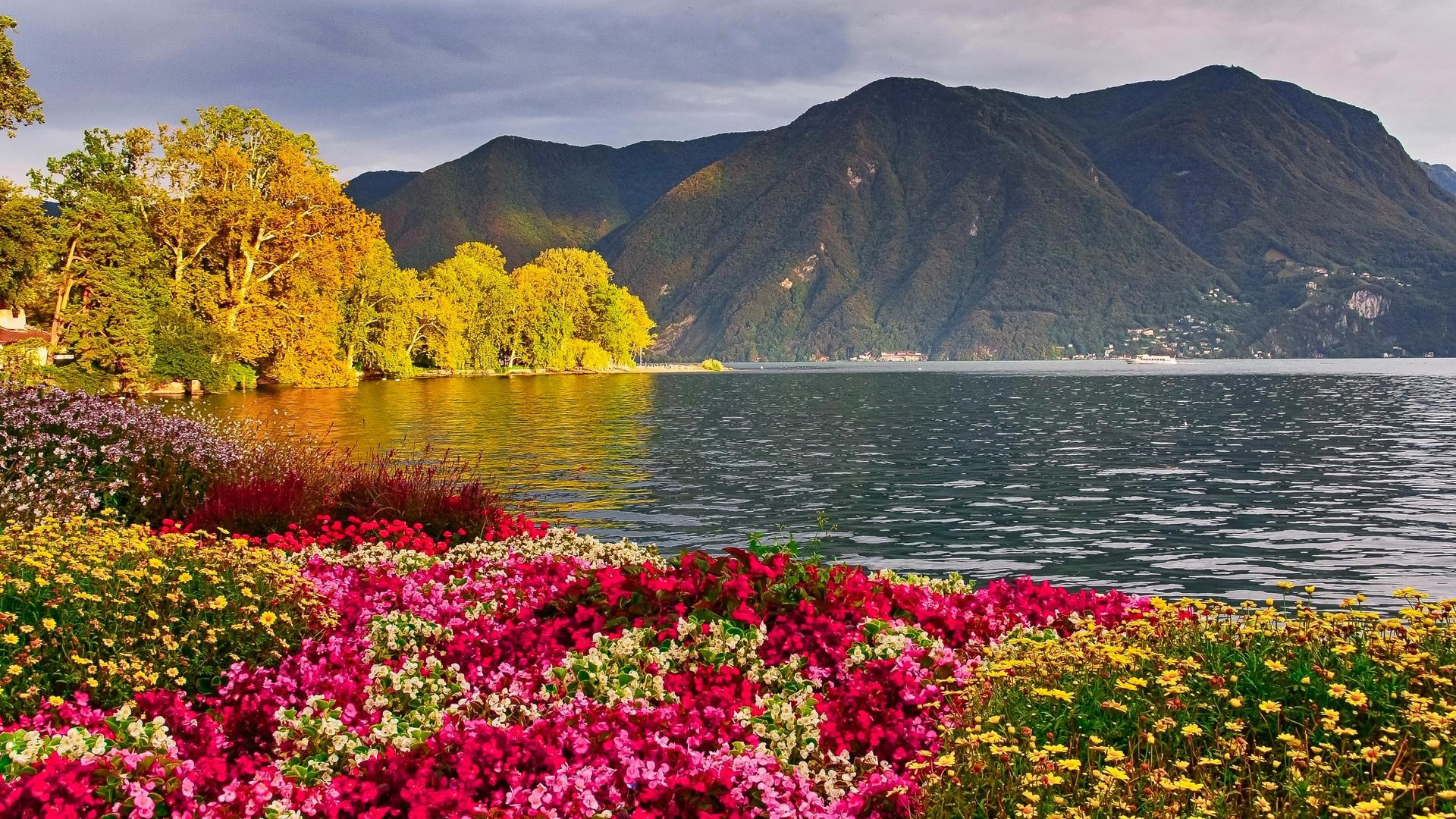 Горы фото природа