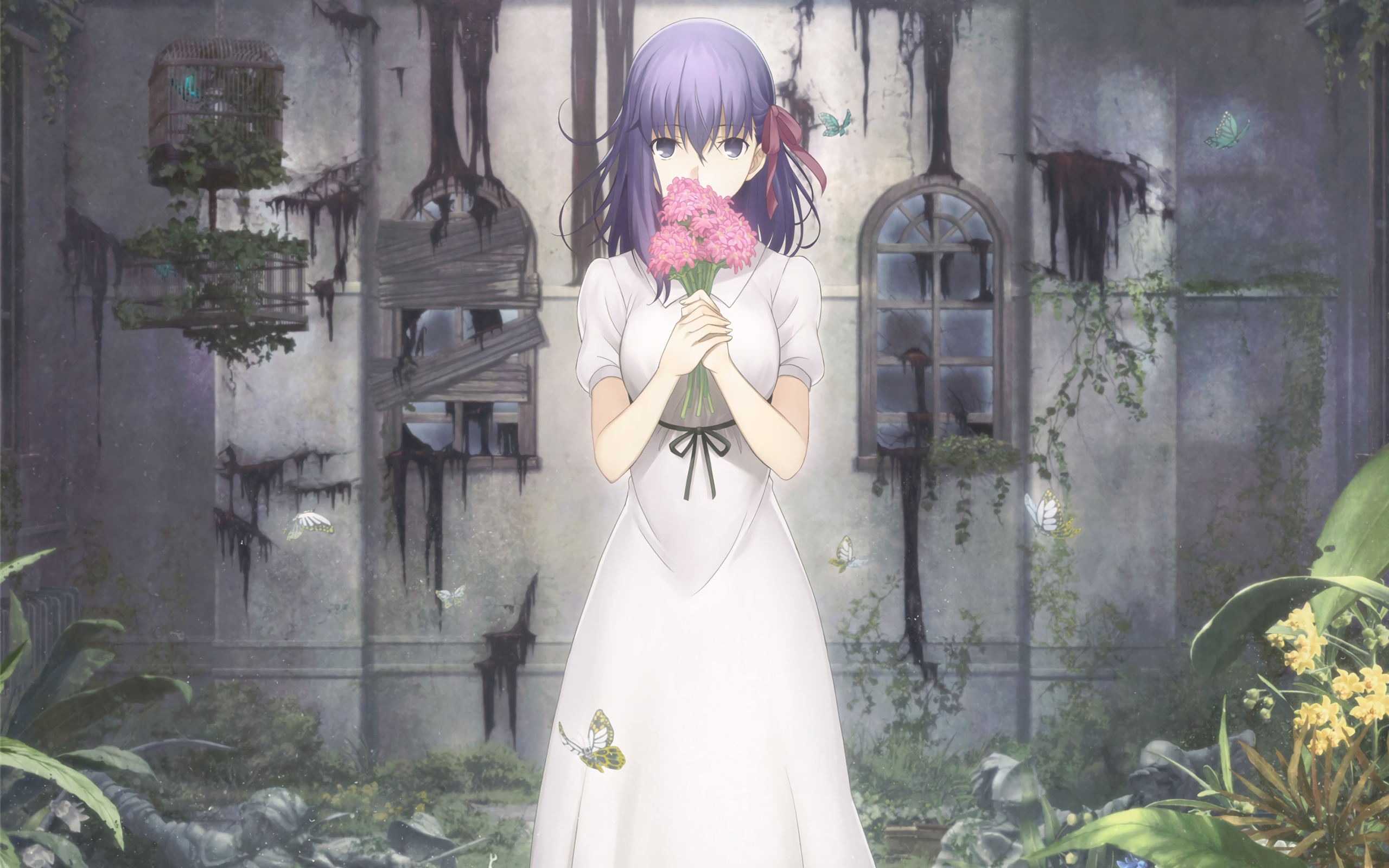 56 Fate Stay Night Movie Heaven S Feel Hd Wallpapers Background
