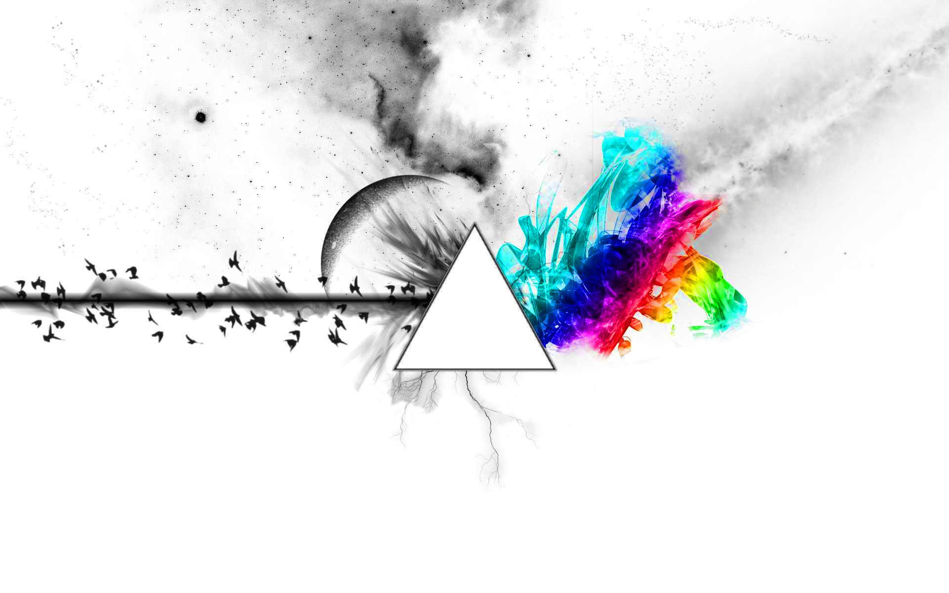 8 Dark Side Of The Moon Hd Wallpapers Background Images