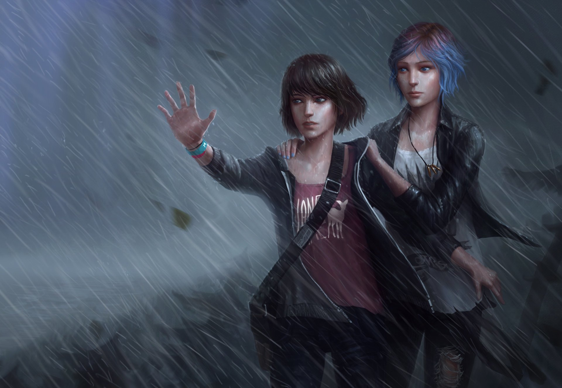 Life Is Strange Hd Wallpaper Background Image 1920x1326 Id