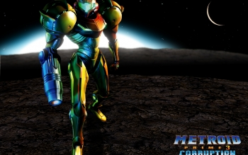 Video Game - Metroid Prime 3: Corruption Wallpapers and Backgrounds ID : 6882