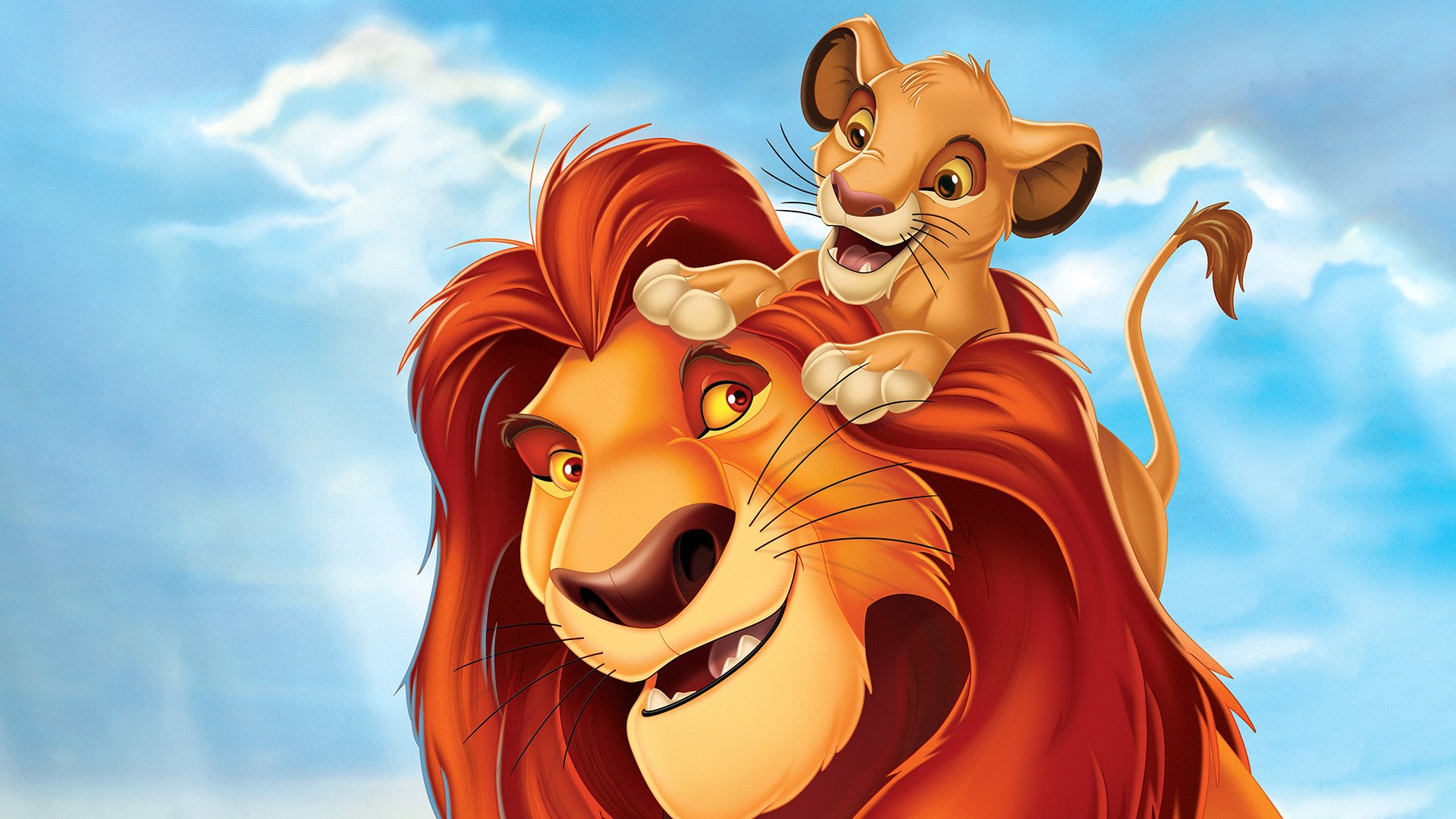 Lion King Mufasa Scar HD Wallpaper