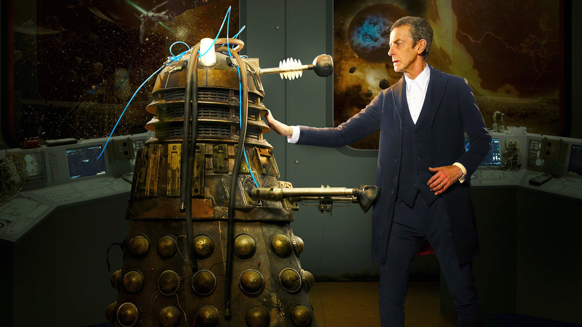 TV Show - Doctor Who  Dalek Wallpaper