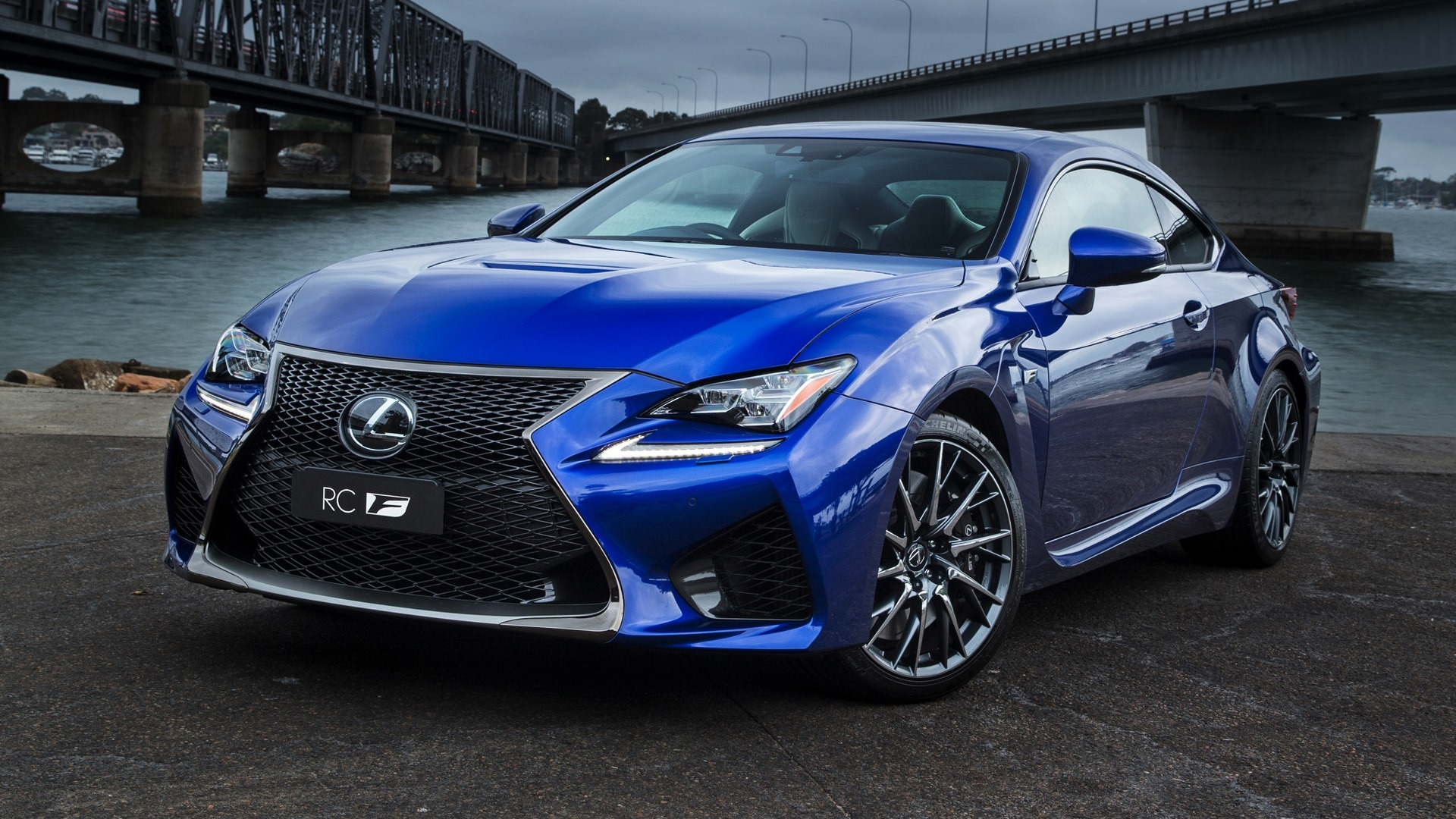 20 Lexus RC HD Wallpapers | Background Images - Wallpaper ...