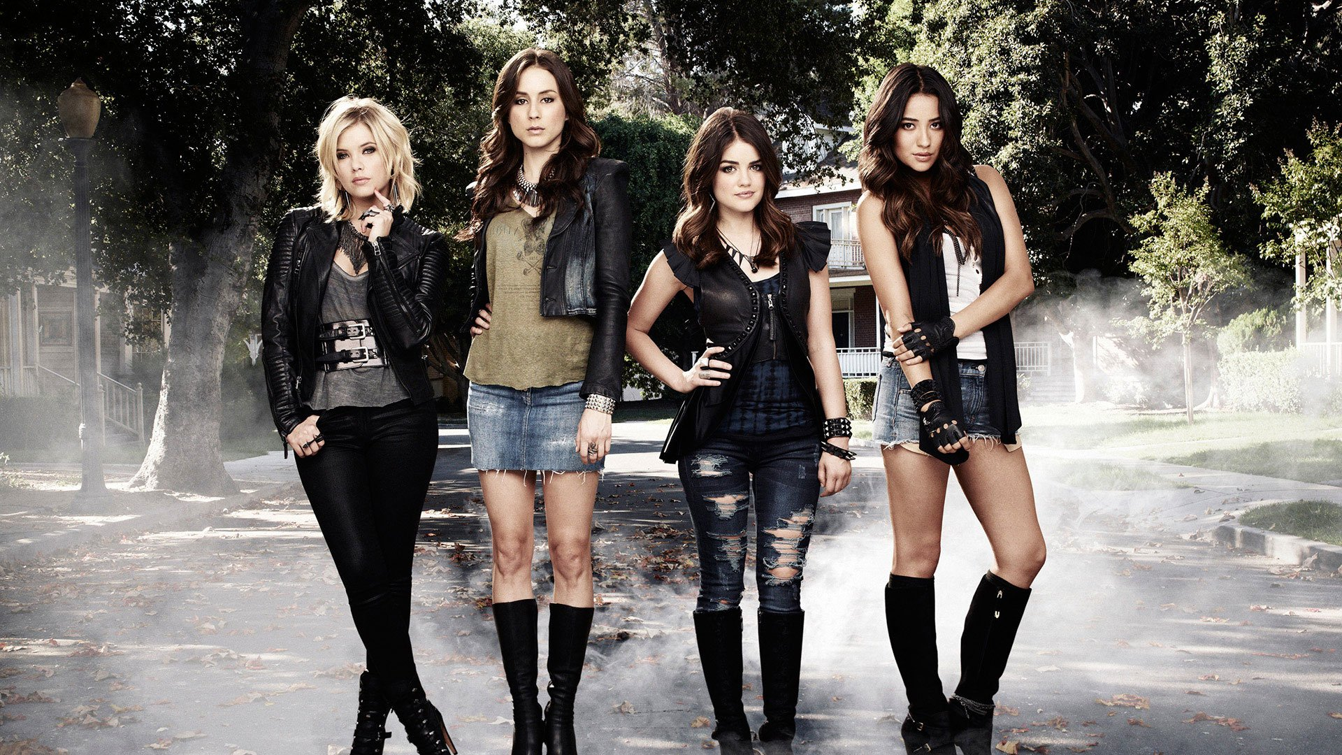 pretty little liars full hd wallpaper and background image