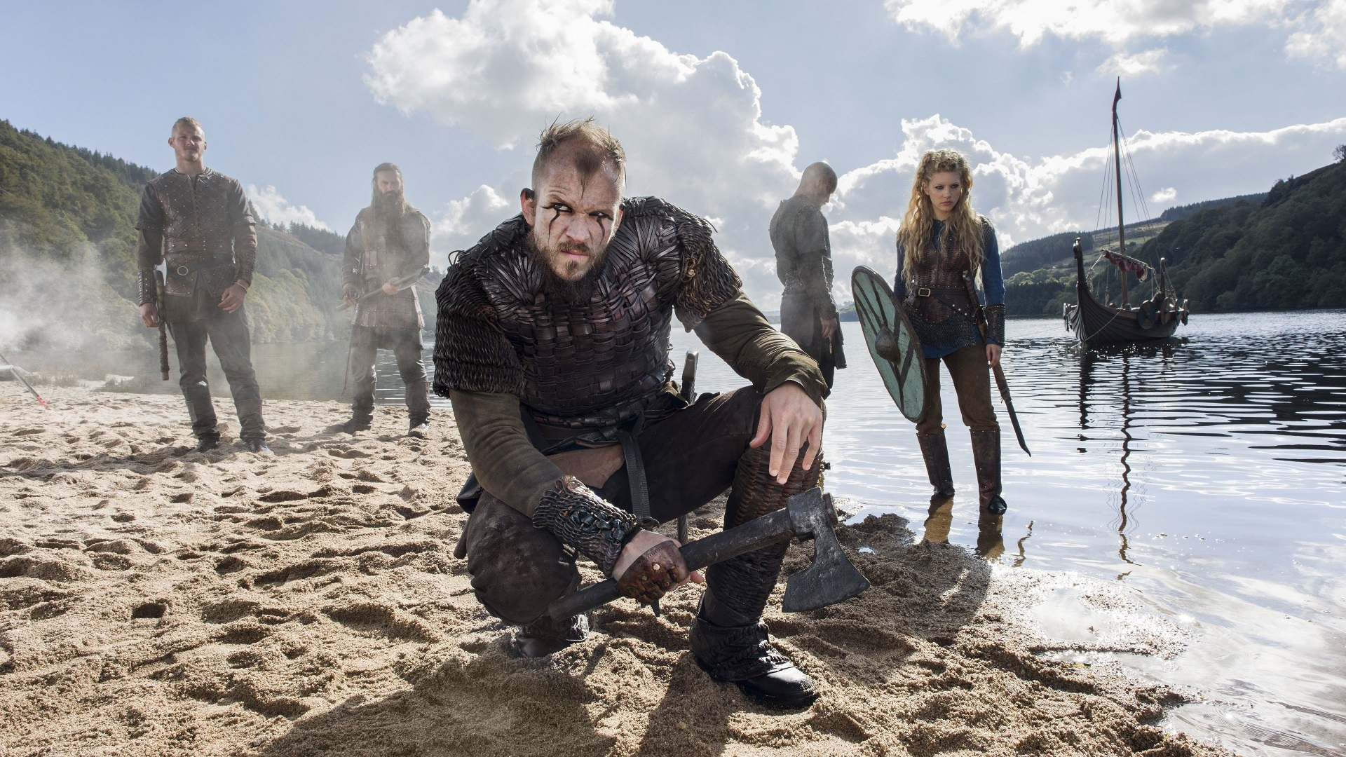 Vikings Fond d'écran HD | Arrière-Plan | 1920x1080 | ID:691802 - Wallpaper Abyss