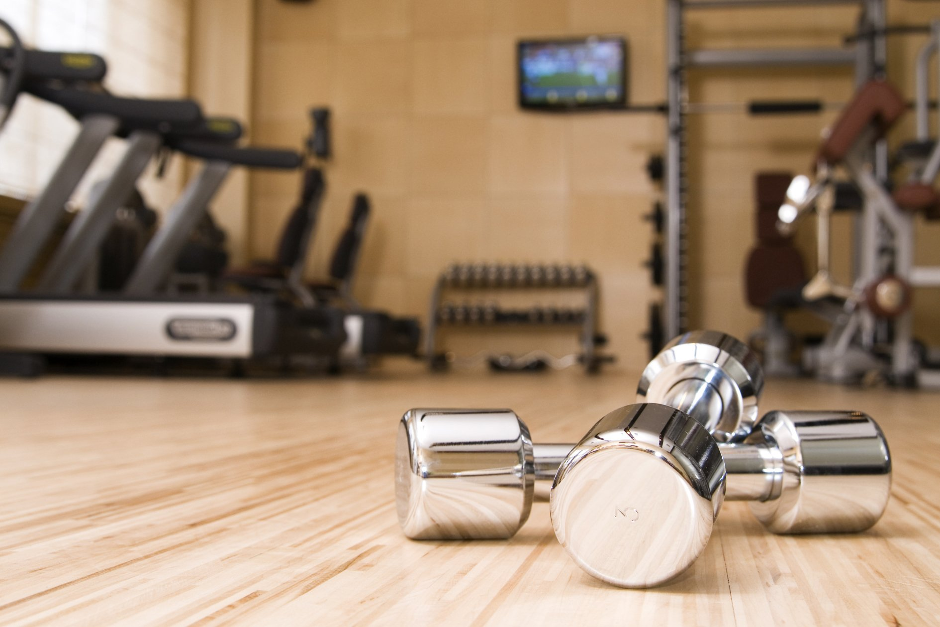 Sports Wallpapers Gym: Gym Wallpaper And Background Image