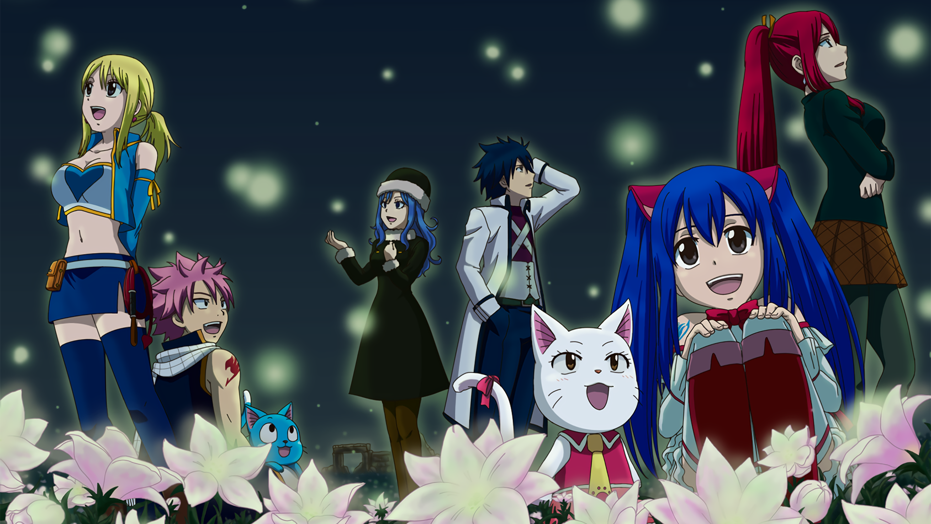 Fairy Tail HD Wallpaper   Background Image   1920x1080   ID:692547 - Wallpaper Abyss