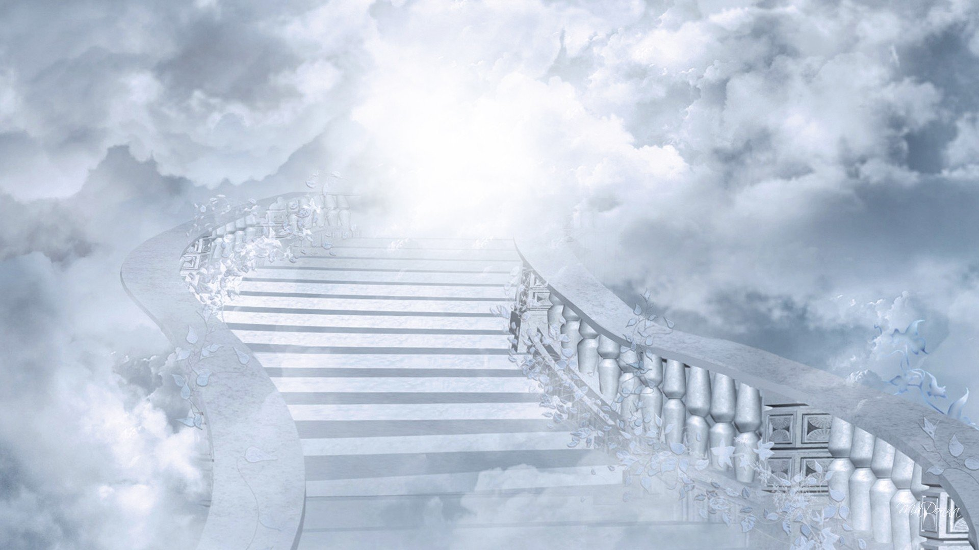 Stairway To Heaven Full HD Wallpaper And Background Image