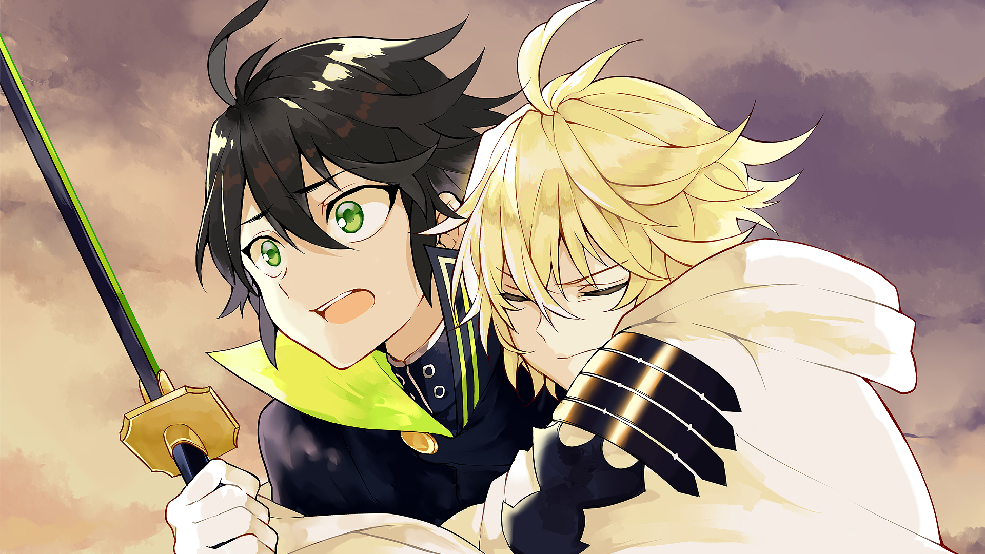 154 Seraph Of The End Hd Wallpapers Background Images