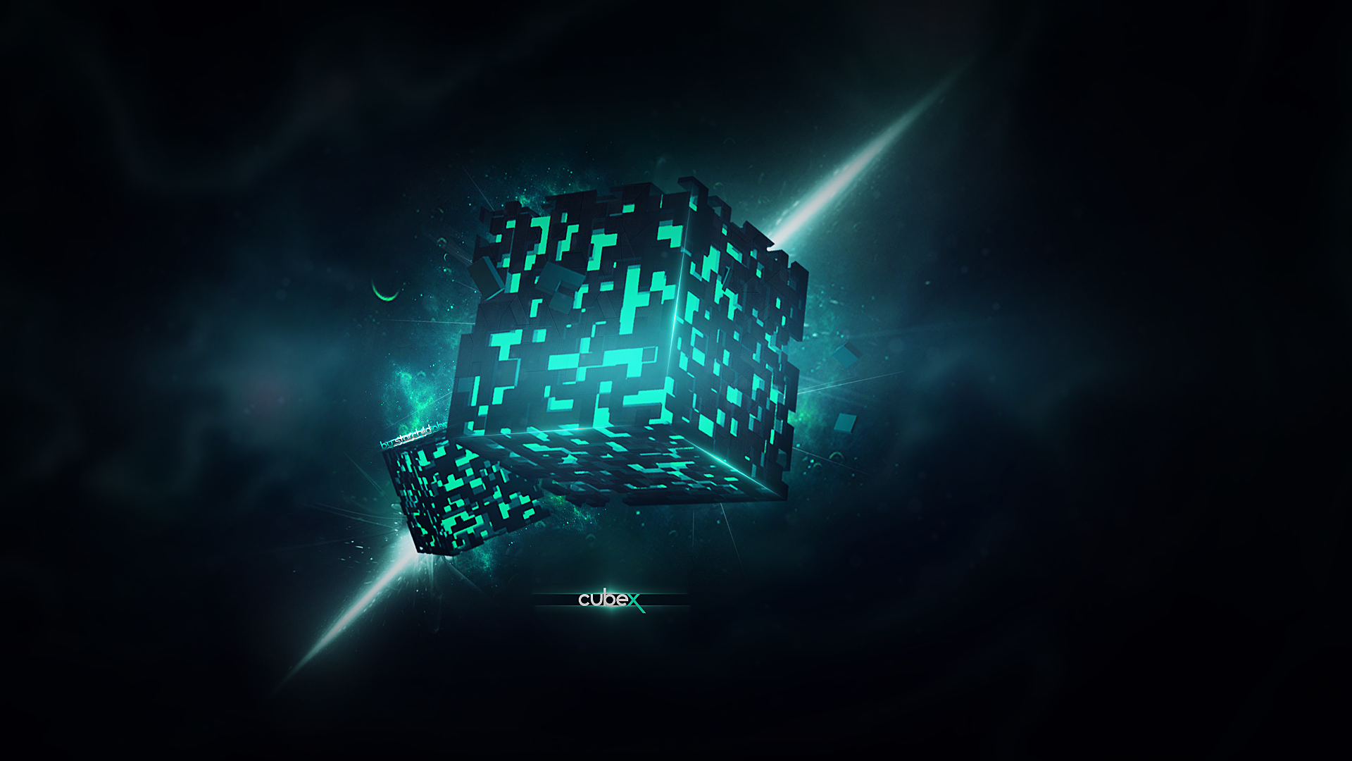 Cube Hd Wallpaper Background Image 1920x1080 Id
