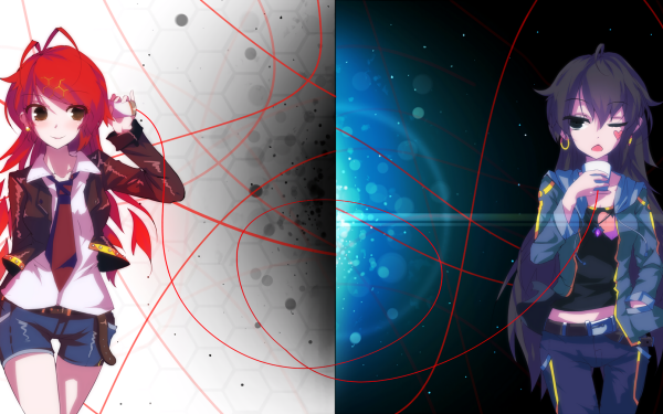Anime Pixiv Fantasia T Girl Original HD Wallpaper | Background Image