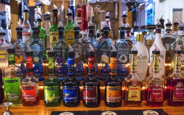 Food Liquor Alcohol Drink Bar HD Wallpaper | Background Image