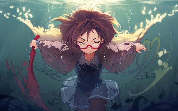 Anime Beyond the Boundary Mirai Kuriyama HD Wallpaper | Background Image