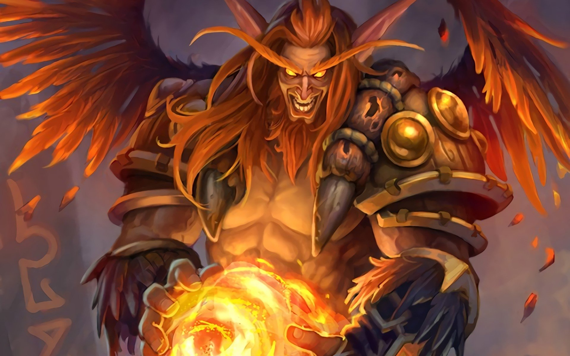 hearthstone: heroes of warcraft full hd wallpaper and background