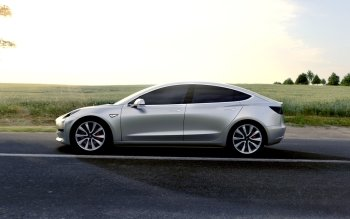 27 Tesla Model 3 Hd Wallpapers Background Images Wallpaper Abyss