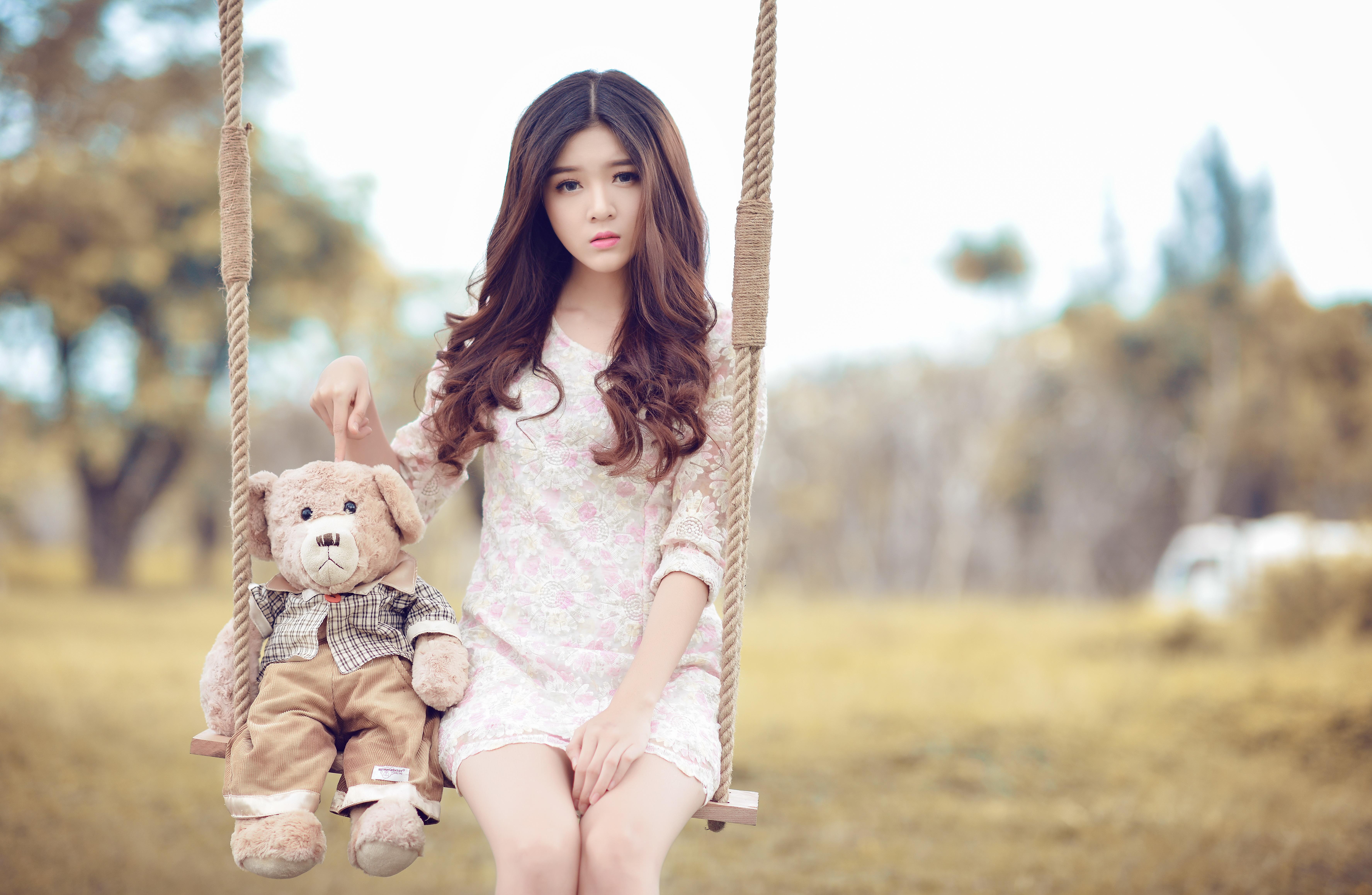 To bear on asian women — 10