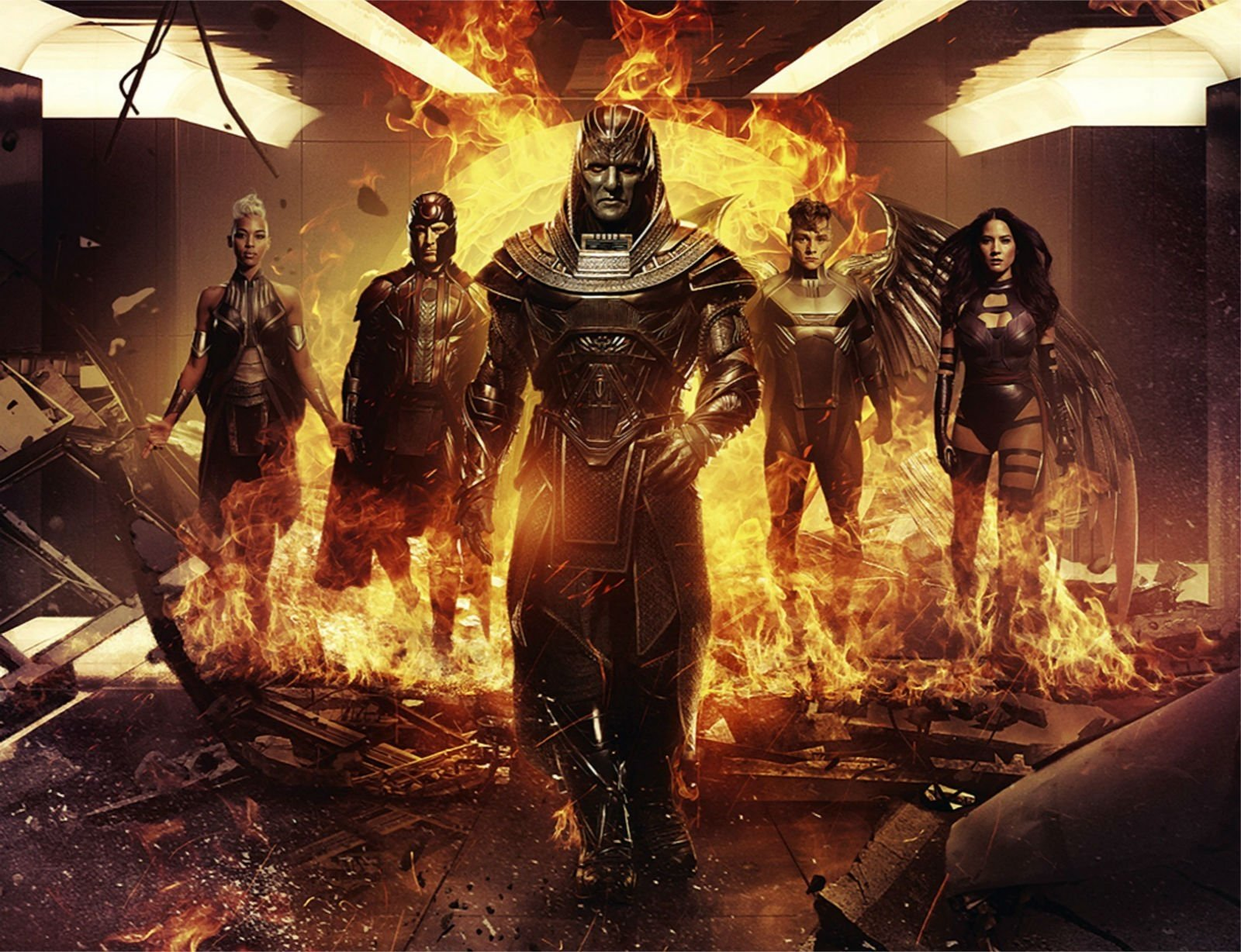 X-Men: Apocalypse Wallpaper and Background Image ...