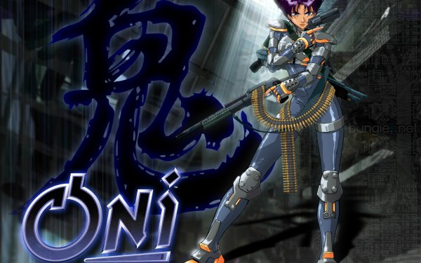 Video Game Oni HD Wallpaper   Background Image