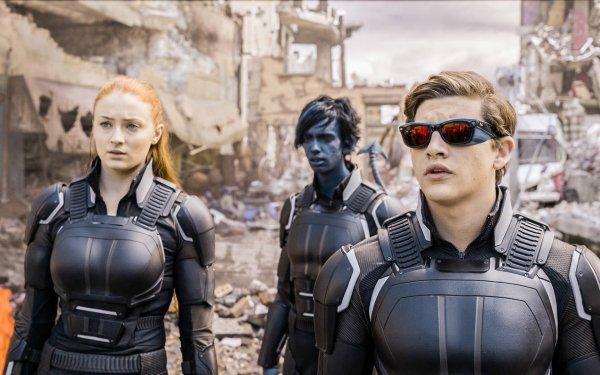 Movie X-Men: Apocalypse X-Men Jean Grey Cyclops Nightcrawler HD Wallpaper | Background Image