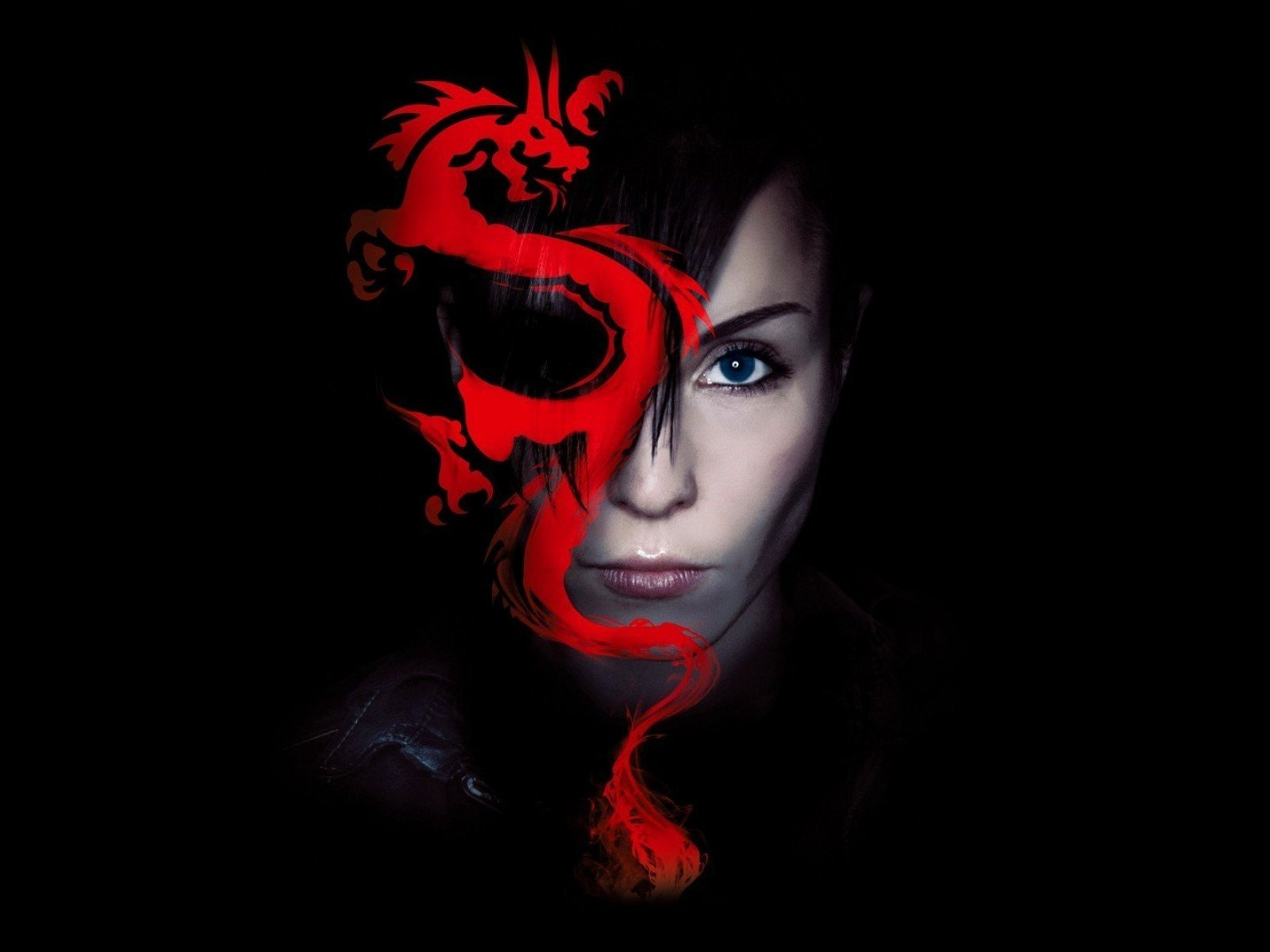 The Girl With The Dragon Tattoo Wallpaper And Background Image
